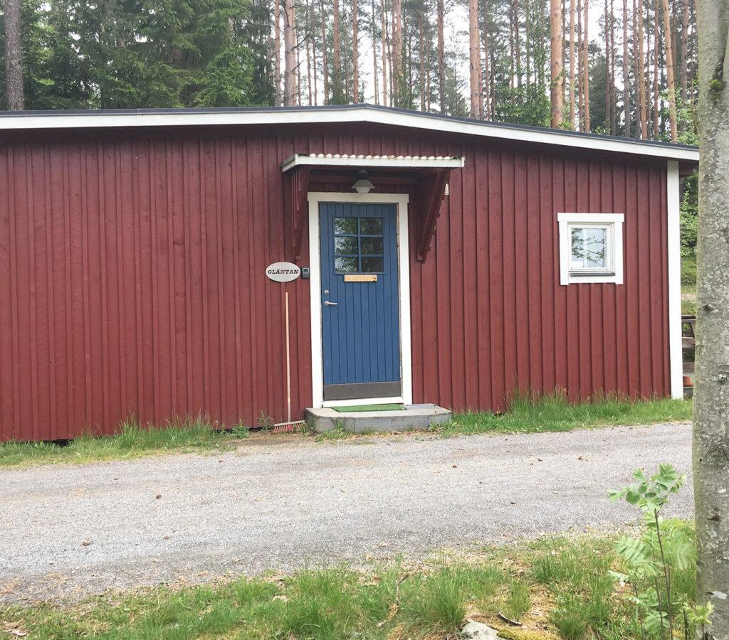 Glänta - naturcamping