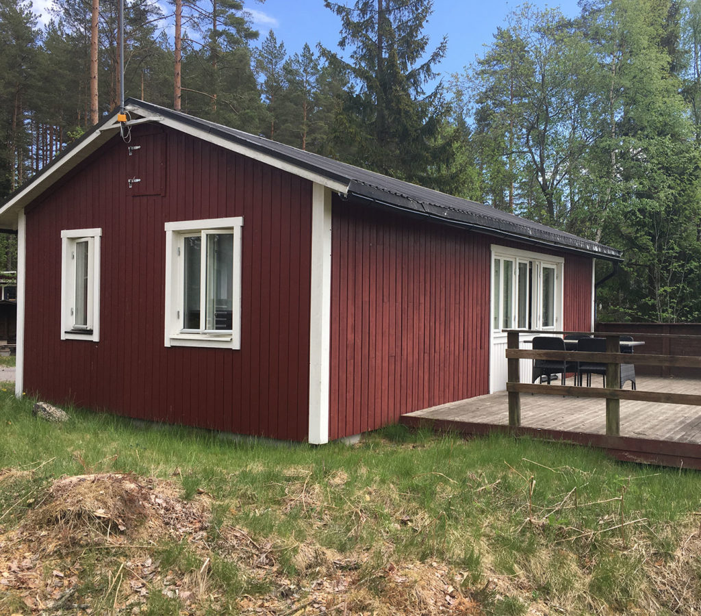 Granen - camping stuga jönköping - hok